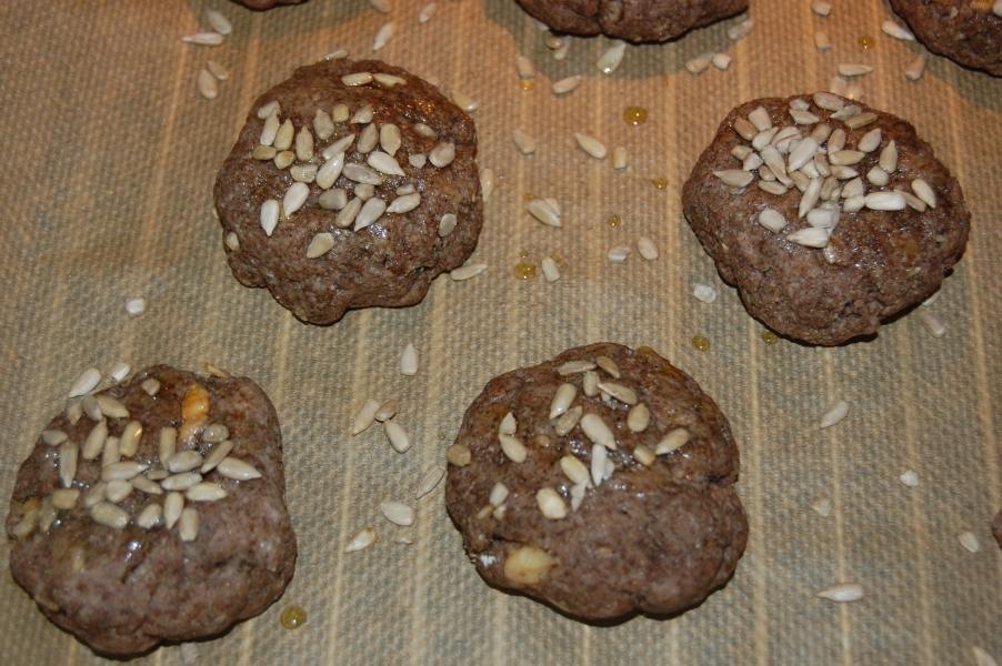 Brötchen backen ohne Weizenmehl
