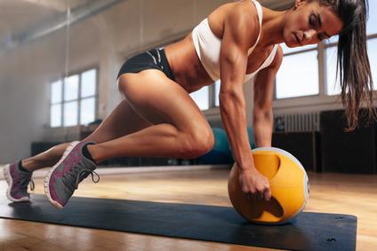 Spirulina kann die sportliche Leistungsfähigkeit unterstützen