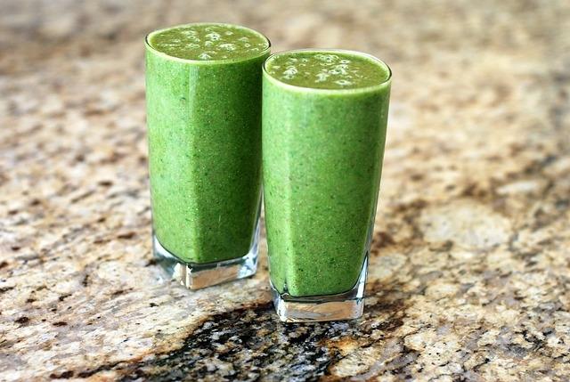 Grüne Smoothies nur aus gesundem Gemüse, Gewohnheitssache