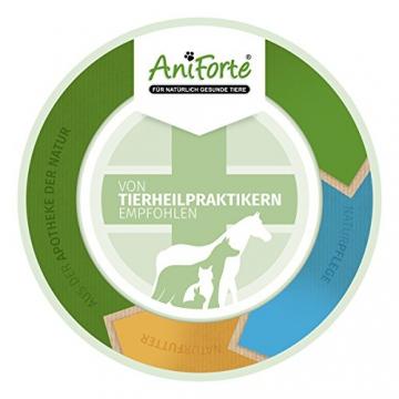 AniForte Bio-Spirulina 100 g - versch. Größen - Vitalstoffe Ergänzung rohes Futter- Naturprodukt für Hunde, Katzen und Pferde -