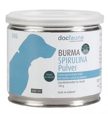 Burma Spirulina Pulver DOG - 150g -