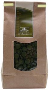 Hanoju 400 mg Spirulina 625 Presslinge, Bio-zertifiziert, 1er Pack (1 x 250 g) -