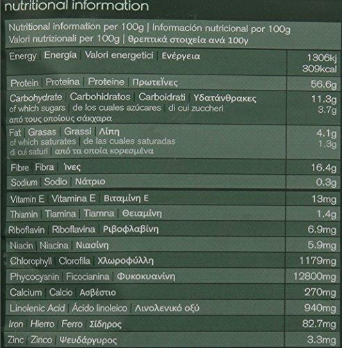 Naturya BIO Spirulina Pulver, 1er Pack (1 x 200 g) - Bio -