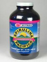 Nutrex Pure Hawaiian Spirulina Pacifica - Natuerliches Multivitamin 454g -