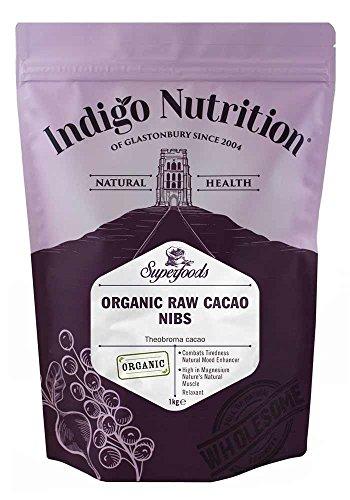 Rohe Bio Kakaonibs - 1kg (mit Biosiegel) -