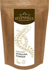 Sevenhills Wholefoods Spirulina-Pulver Bio 1kg -