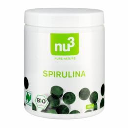 nu3 Bio Spirulina Naturland (200 g)