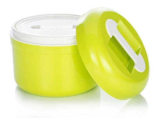 My.Yo Joghurtbereiter ohne Strom, in Limette + 2 Beutel Fermente gratis! -