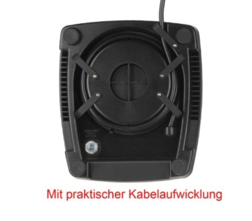 Omniblend V mit 3 PS Motor Hochleistungsmixer