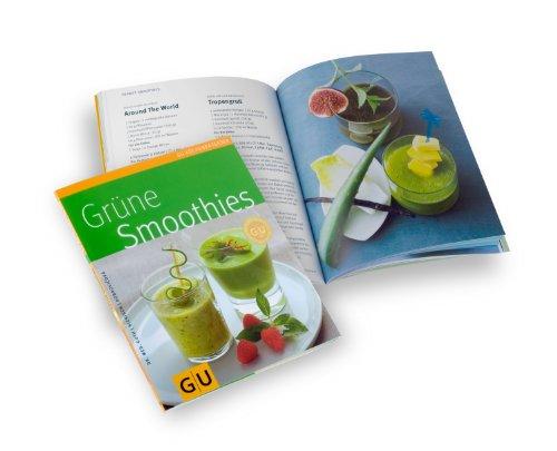 Grüne Smoothies Buch, kostenlos zum Omniblend V
