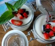 Joghurt selber machen im Joghurtbereiter ohne Strom