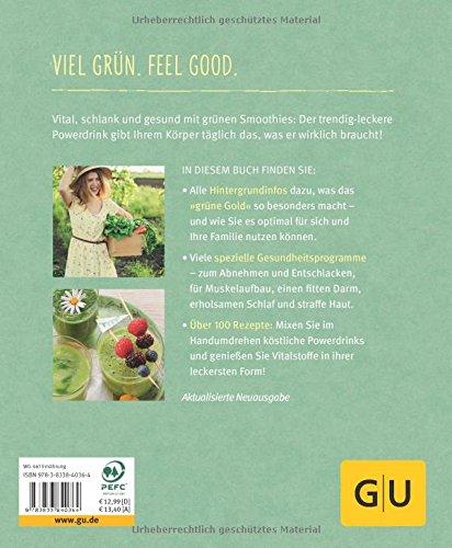 Das Buch über grüne Smoothies!
