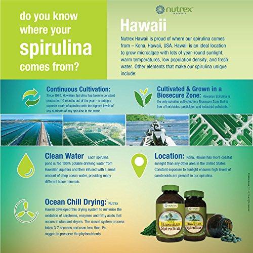 Hawaiian Spirulina Produktbild