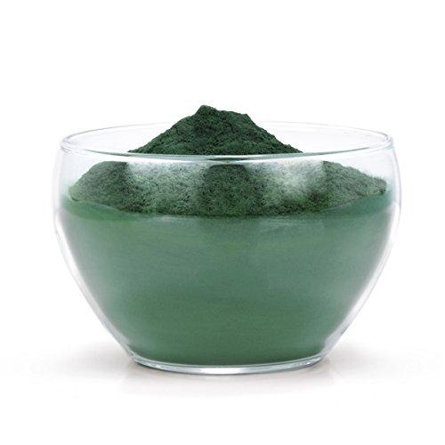 AniForte Bio-Spirulina 250 g - versch. Größen - Vitalstoffe Ergänzung rohes Futter- Naturprodukt für Hunde, Katzen und Pferde - 2