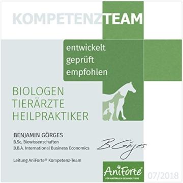 AniForte Bio-Spirulina 250 g - versch. Größen - Vitalstoffe Ergänzung rohes Futter- Naturprodukt für Hunde, Katzen und Pferde - 7